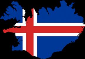 Island flag