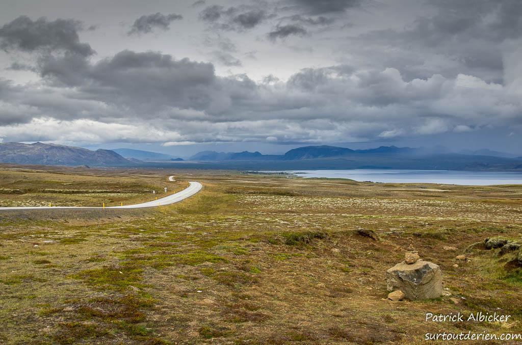 en route pour Reykjavik