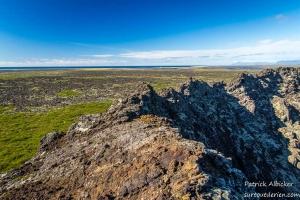 Eldborg crater