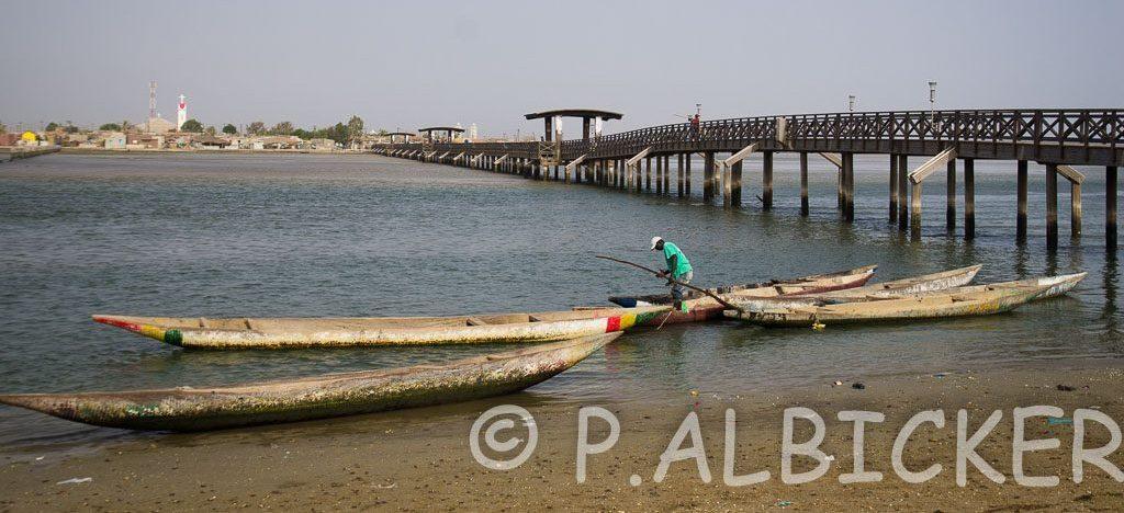 Le pont de Fadiouth